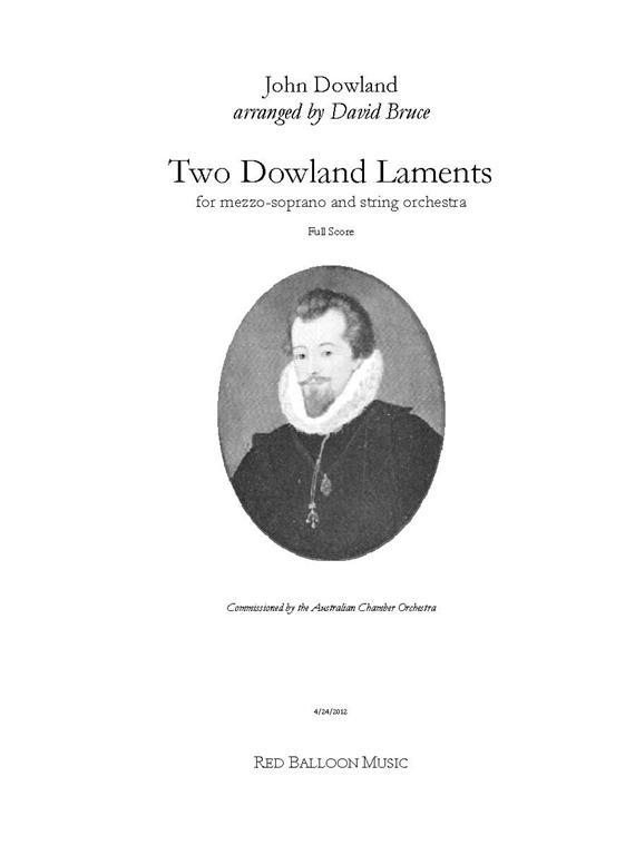 dowland composer