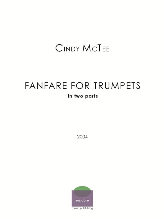 Fanfare for Trumpets - Click Image to Close
